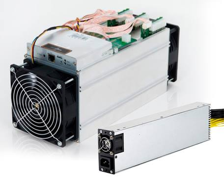 S9 Antminer With Power Supply