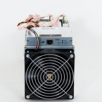 S9 Antminer front view with fan